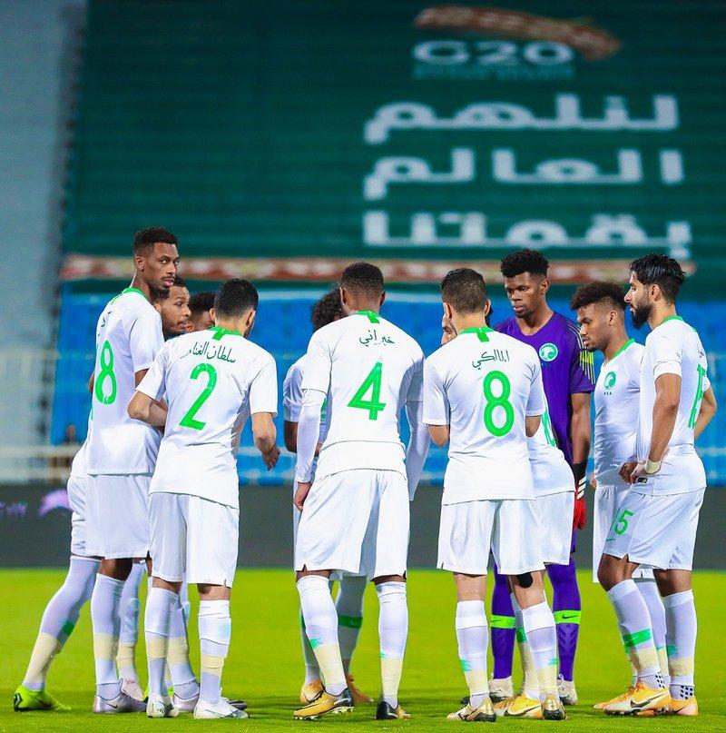 المنتخب السعودي يحافظ على مركزه في التصنيف العالمي