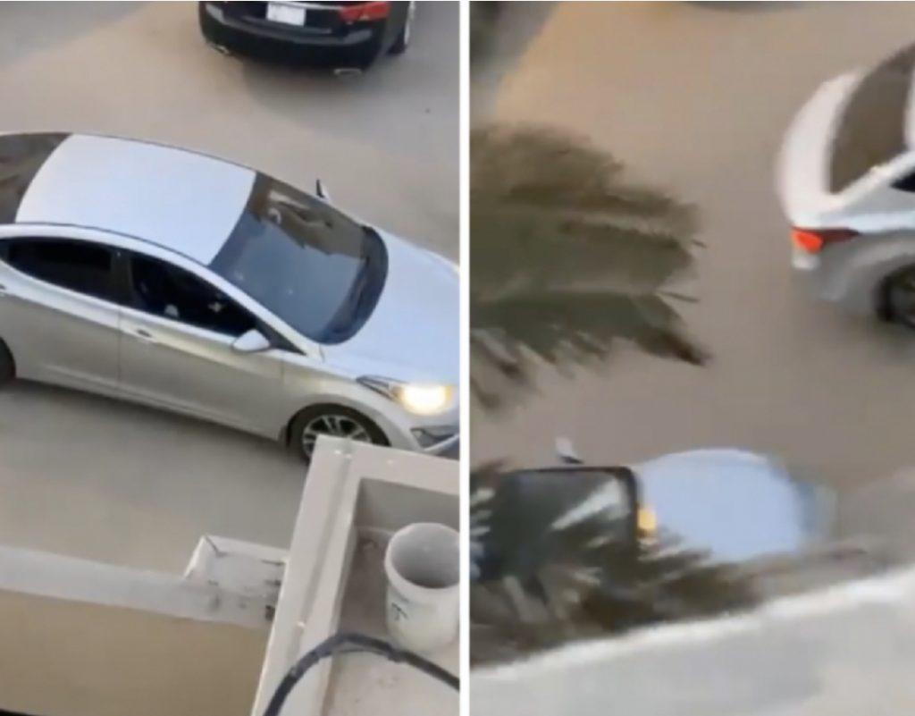 النائب العام يوجه بالقبض على شخص أطلق النار على منزل أهل زوجته بسبب طلبها الخلع – فيديو