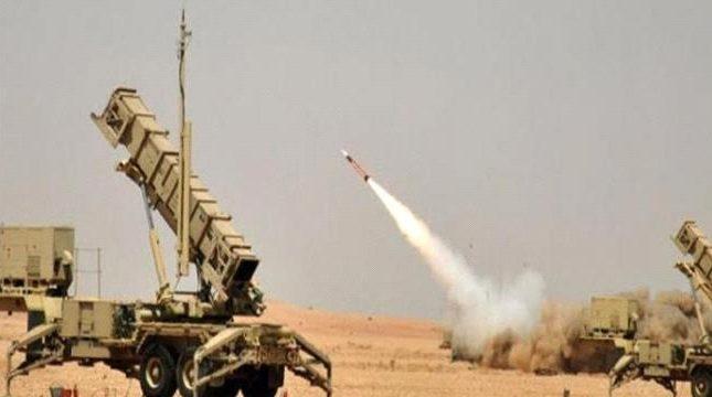 عاجل ||  الدفاعات الجوية تدمر طائرة مسيرة أطلقتها ميليشيا الحوثي تجاه المنطقة الجنوبية