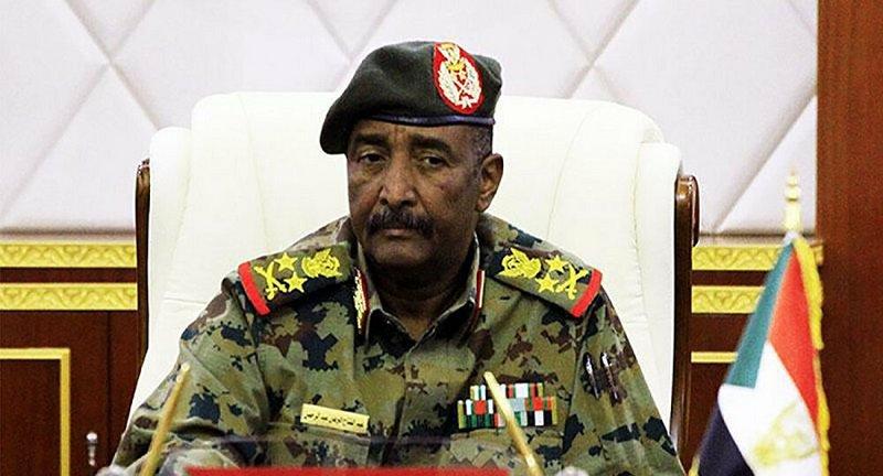 البرهان يعلن حالة الطوارئ في السودان وحل مجلس السيادة الانتقالي والحكومة